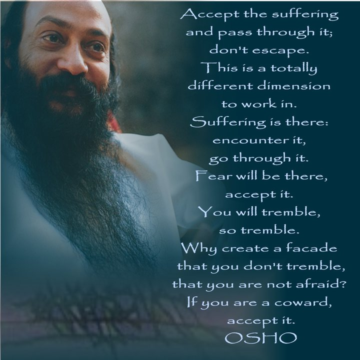 Osho Quotes On Life And Death: GC Himani's Collection Of Quotes, Notes