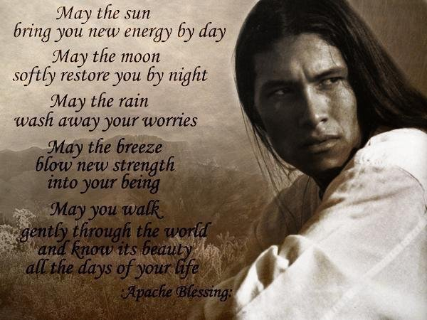 native american  wolf quote